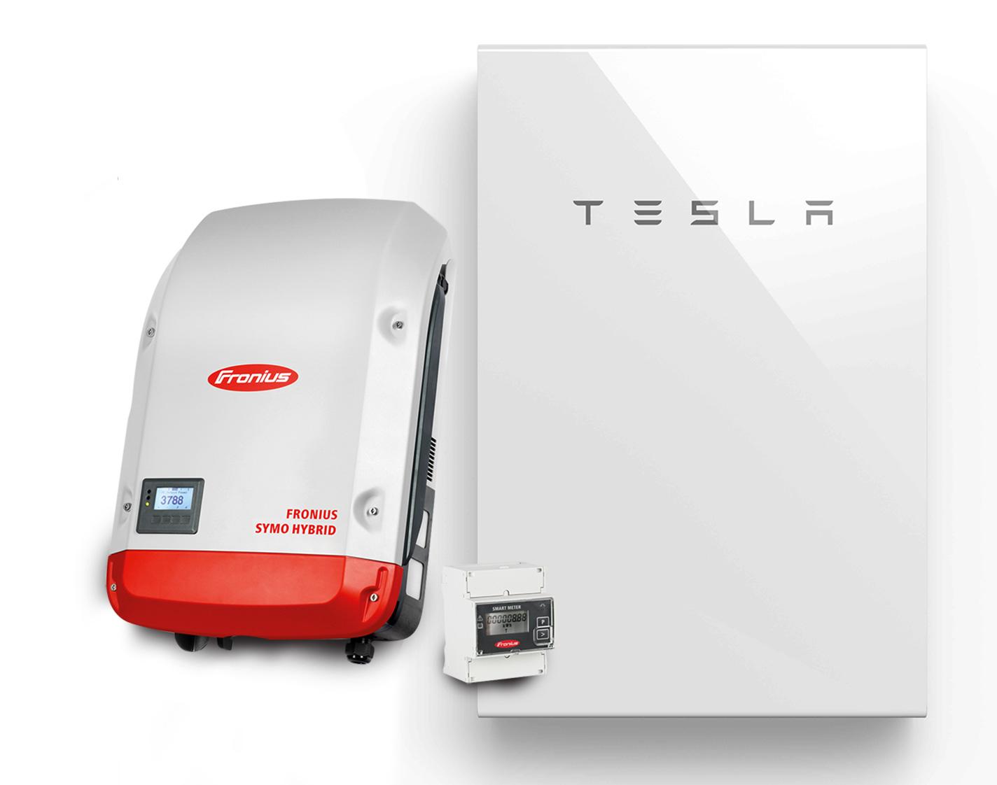 Tesla Powerwall 2 Keen 2b Green