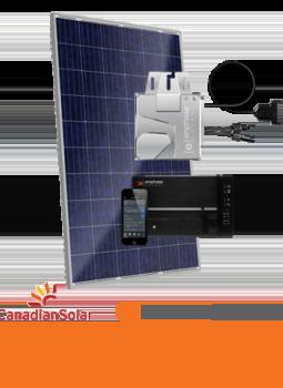 Canadian-Solar-Solar-Panel-Enphase-Keen-2B-Green