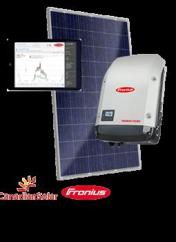 Canadian-Solar-Solar-Panel-Fronius-Keen-2B-Green