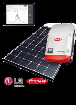 LG-NeON-315W-Solar-Panel-Fronius-Hybrid---Keen-2B-Green-sml