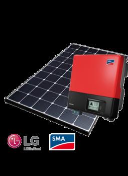 LG-NeON-315W-Solar-Panel-SMA-Keen-2B-Green
