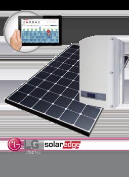 LG-NeON-315W-Solar-Panel-SolarEdge-Keen-2B-Green
