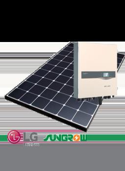 LG-NeON-315W-Solar-Panel-Sungrow-Hybrid---Keen-2B-Green