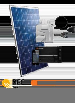 REC-Peak-Energy-Solar-Panel-Enphase-Keen-2B-Green