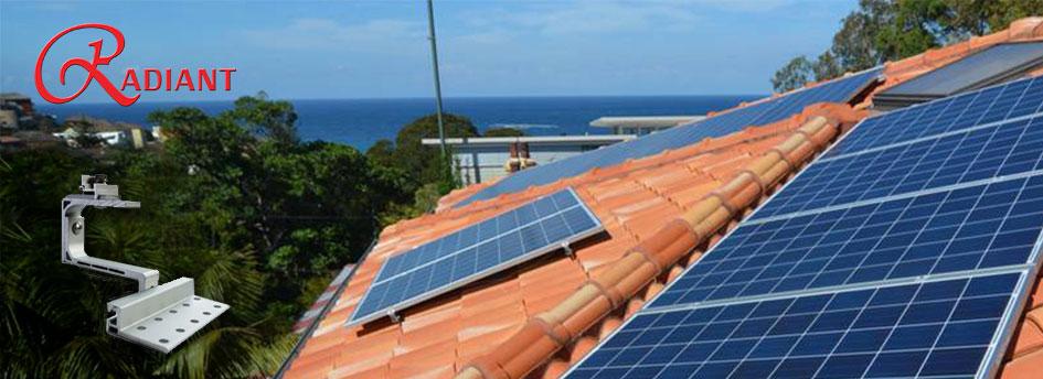 Radiant Solar Racking