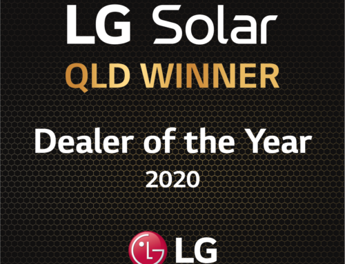 For the second year running, Keen 2B Green wins LG Electronics 'Queensland Solar Dealer of the Year'