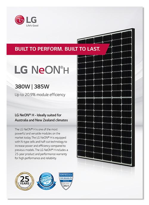 LG385 Spec Sheet