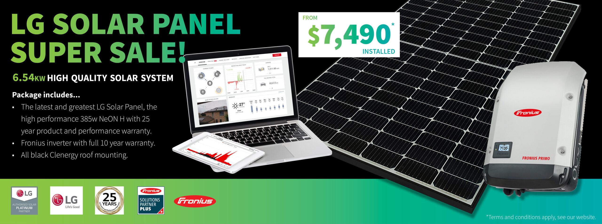 LG Solar Special